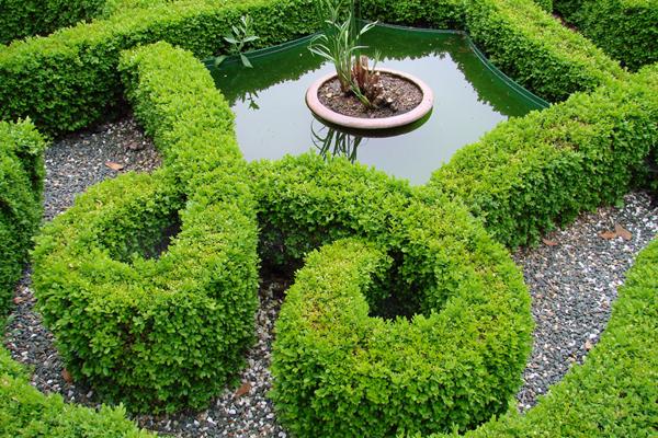 De Magische Tuin : Tuinen elders u monstroid