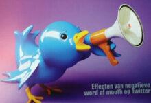 Als een deskundige 't zegt… effecten van negatieve word-of-mouth tweets
